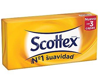 Scottex Caja de pañuelos regular 2 capas 86 ud