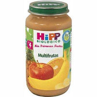 HiPP Biológico Tarrito multifruta Tarro 250 g