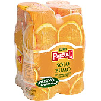 Pascual ZUMO FRESCO PACK 4 UNI 200 ML.
