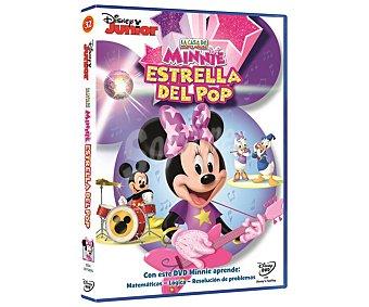 Disney La casa de Mickey Mouse 32, Minnie estrella del pop, serie en Dvd. Género: infantil, preescolar, animación. Edad: TP