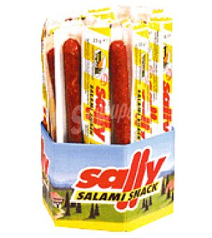 Sally Mini salami con panecillo 1 kg