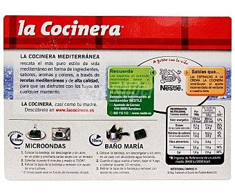 La Cocinera Espinacas a la Crema 400g