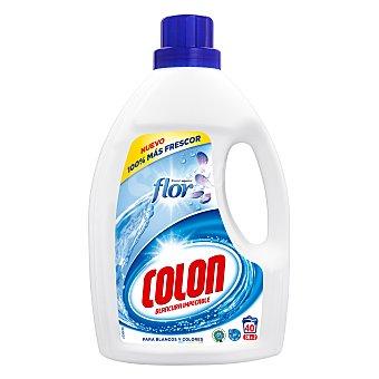 Colón Detergente líquido con toque de flor 40 lavados