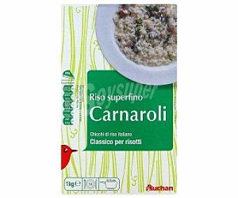 Auchan Arroz Italiano Carnaroli 1 Kilogramo