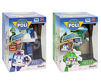 TOY PARTNER Robocar Poli Surtido de personajes transformables de coche a robor Robocar Poli, Partner.