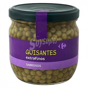 Carrefour Guisantes extrafinos Carrefour 230 g