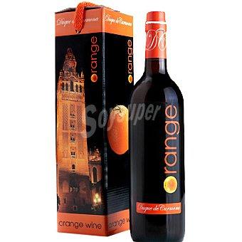 DUQUE DE CARMONA Vino oloroso dulce con naranja amargas de Sevilla botella 75 cl botella 75 cl