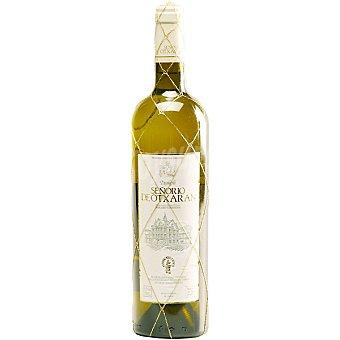 Señorío de Otxaran Vino blanco Txakoli de Vizcaya botella 75 cl botella 75 cl