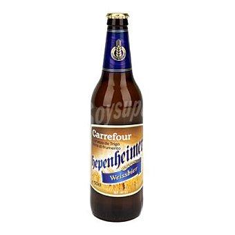 Carrefour Cerveza de trigo 50 cl