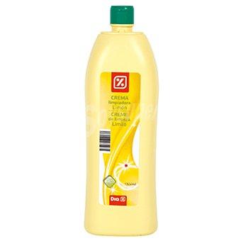 DIA Limpiador baño en crema perfume limón Botella 1 lt
