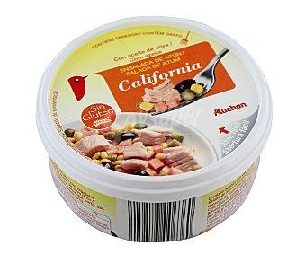 Auchan Ensalada de atún california 250 gramos