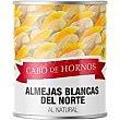 Almejas blancas al natural Lata 90 g Cabo de hornos