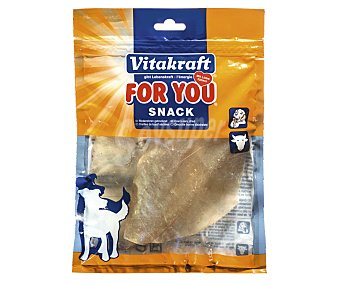 For You Vitakraft Snack Oreja Vacuno 2 Unidades 112 Gramos