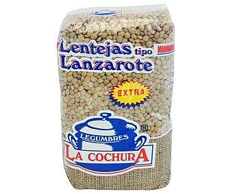 La cochura Lentejas Lanzarote 500 gramos