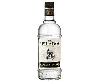El Afilador Aguardiente de orujo tradicional Botella 70 cl