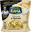 Tortellini relleno de 4 quesos  Bolsa 250 g Rana