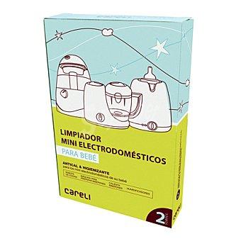 Careli Limpiador mini electrodomésticos bebé 2 ud