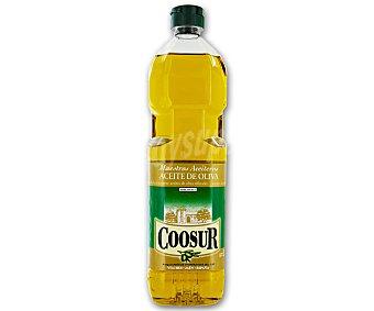 Coosur Aceite de oliva sabor intenso Botella de 1 l