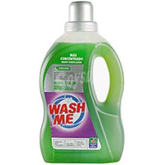 Eroski Detergente líquido ropa color Botella 20 dosis