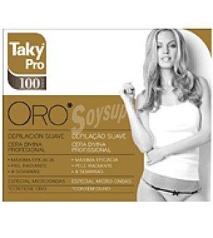Taky Cera depilatoria divina oro Tarro de 300 ml