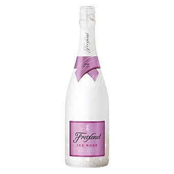 Freixenet Cava rosado semi seco rose ice Botella 75 cl