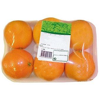 Naranjas de mesa peso aproximado Bandeja 1 kg