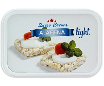 Alacena Crema de queso untable natural light 300 gramos