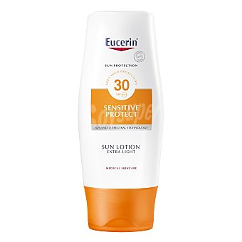 Eucerin Loción Solar Extra Light SPF30 150 ml