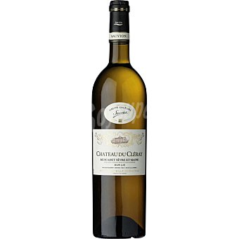CHATEAU DU CLERAY Vino blanco de Francia Botella 75 cl