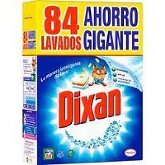 Dixan Detergente máquina polvo Maleta 84 dosis