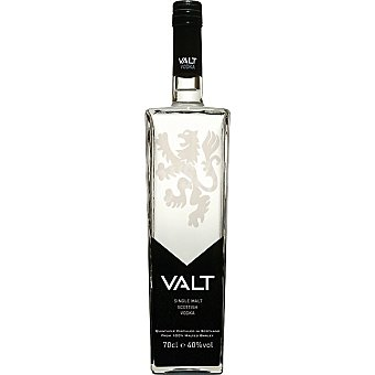 VALT Vodka premiun Botella 70 cl
