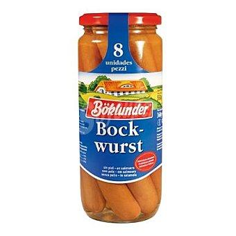 Boklunder Salchichas Bockwurst 540 G 540 g