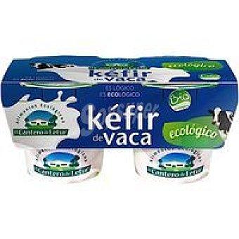 El Cantero de Letur Kefir ecol. de vaca Pack 2x125 g