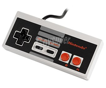 Nintendo Mando para videoconsola retro Classic Mini Nintendo Entertainment System 1 unidad