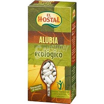 El Hostal Alubia blanca larga ecológica Paquete 500 g