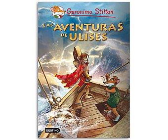 Destino Las aventuras de Ulises, grandes historias Geronimo Stilton, vv.aa. Género: infantil, juvenil. Editorial Destino