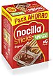 Palitos de pan con crema de cacao con avellanas Sticks Pack de 6 unidades de 30 g Nocilla
