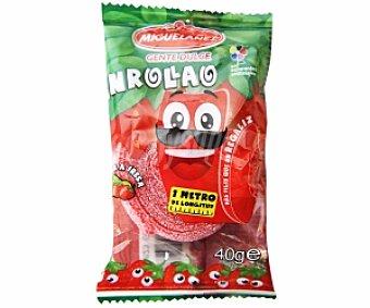 Miguelañez Gel dulce enrollado con azúcar 1u
