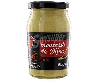 Auchan Mostaza de Dijon Frasco de 210 g