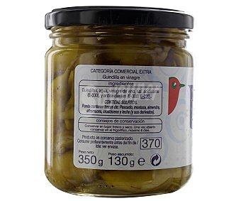 Auchan Guindillas en vinagre extra 130 gramos