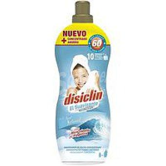 Disiclin Suavizante concentrado natural Botella 60 dosis