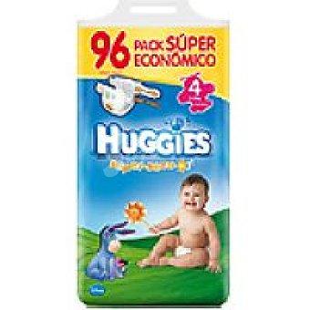 Huggies Pañal 9-15 kg Talla 4 Paquete 96 unid