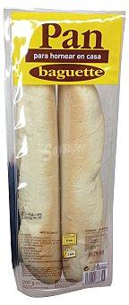 HACENDADO Pan hornear Paquete de 2 unidades ( 250 g)