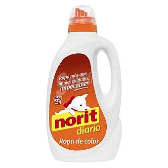 Norit Detergente ropa de color 40 lavados