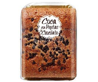 Dulcesol Coca de pepitas chocolate 470 Gramos