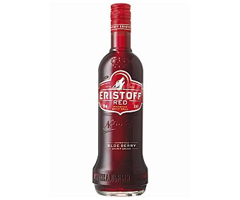 Eristoff Vodka rojo Botella 70 cl