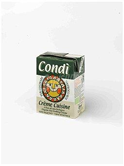 CONDI Crema líquida de soja Brik 200 ml