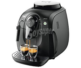 Saeco Cafetera expresso HD 8645 1 unidad
