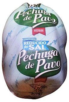 HACENDADO Fiambre pechuga pavo lonchas finas reducido en sal 50 g a granel