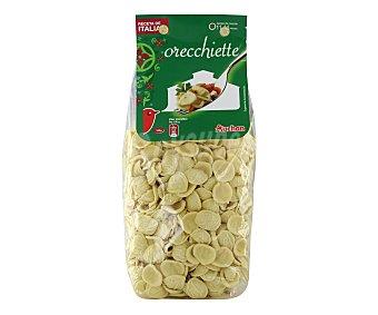 Auchan Orecchiete, pasta de sémola de trigo duro de calidad superior 500 Gramos